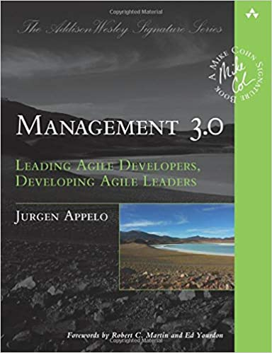 Management 30 - Leading Agile Developers, Developing Agile Leaders