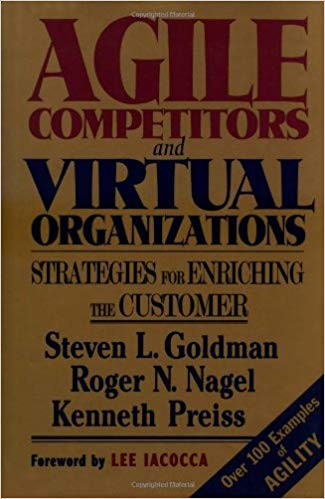1994 Agile Competitors and Virtual Organizations