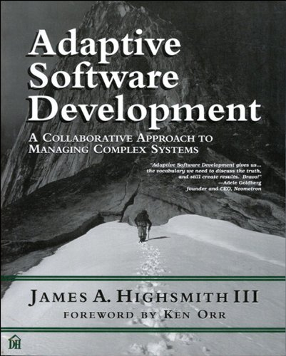 1999 Adaptive Software Development