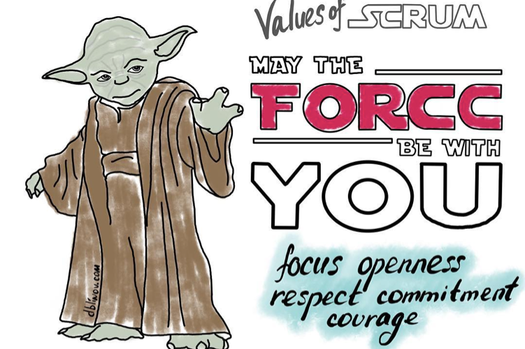 May the FORCC be with you
